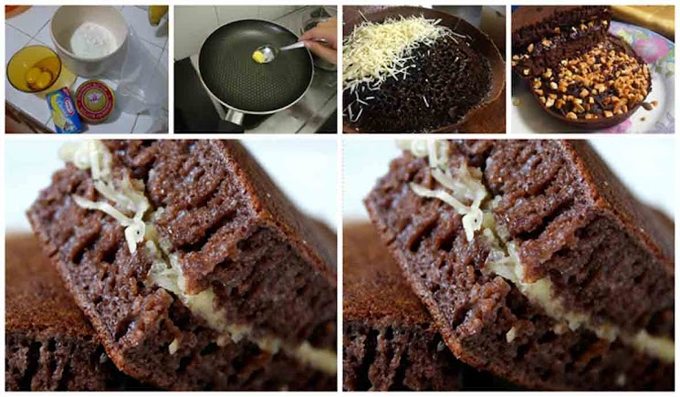 Resep Membuat Martabak Brownies Manis