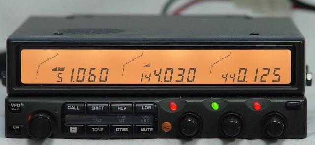 Kenwood TM-741A Mobile Radio