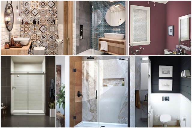 Tips For Formatting Decorative Colors In The Bathroom
