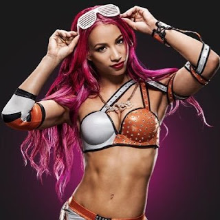 Sasha Banks WWE Women's Championship Snoop Dog WrestleMania 32 Charlotte