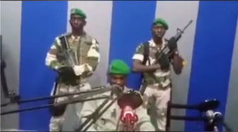 Military Seizes Power In Gabon