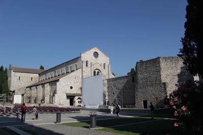 église paléochrétienne, Aquilée