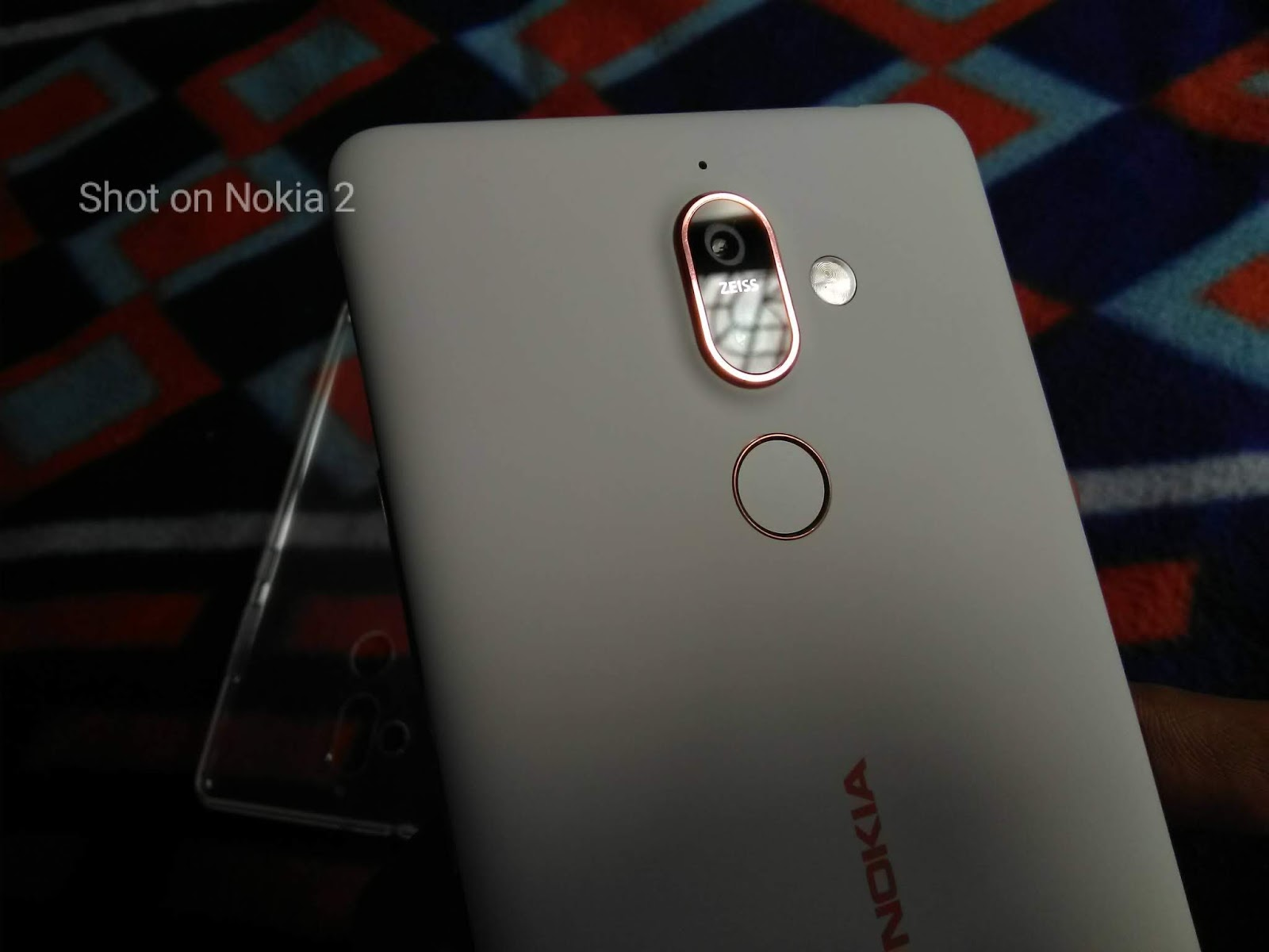 Nokia 7 plus starts receiving June 2018 Android Security update