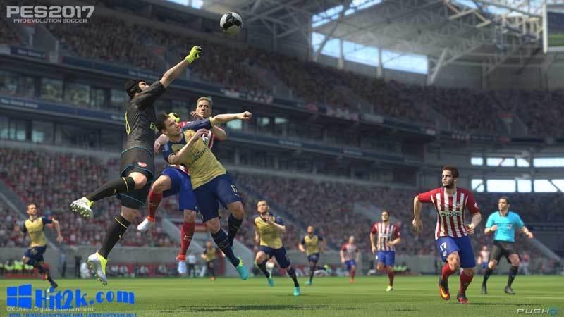 Pro Evolution Soccer 2017 Full Version