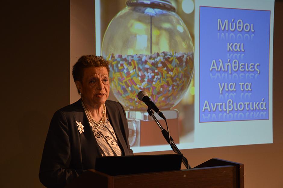Ενημερωτική εκδήλωση στη Λάρισα: Πρώτη η Ελλάδα στην κατανάλωση αντιβιοτικών στην Ευρώπη