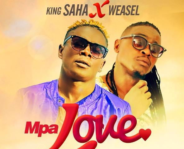 King Saha Ft. Weasel - Mpa Love