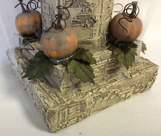 Altered Lantern Kit by Lyn coogan