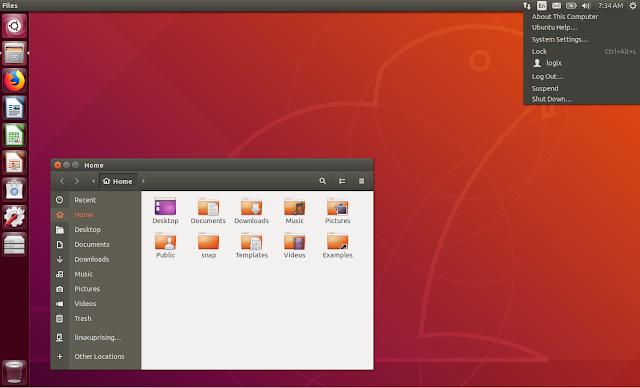 Unity Ubuntu 18.04