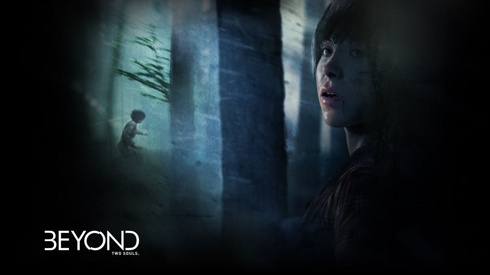 Rendered Beauty: Wallpaper of the Week Beyond Two Souls