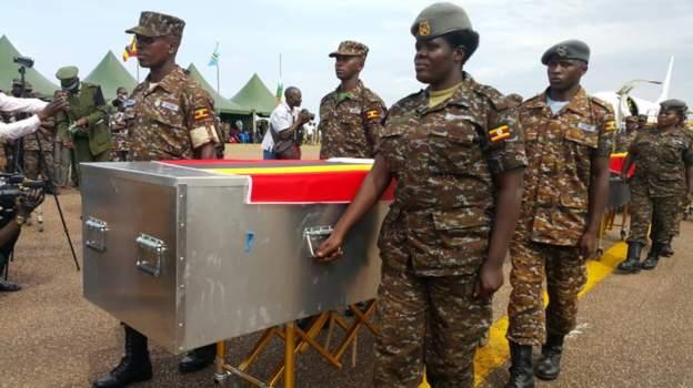 SOMALIA: UN Security Council statement on Uganda army, UPDF