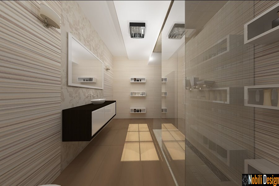Design interior living case moderne Bucuresti - Design interior vile Bucuresti