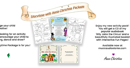 Storytime with Anna-Christina Package!