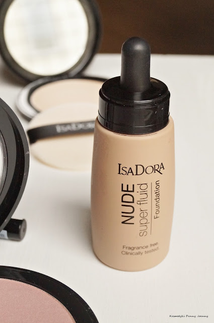 IsaDora Nude Super Fluid Foundation 09