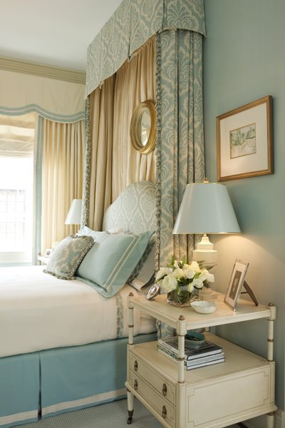 Eye For Design Decorating With Robin S Egg Blue A Fabulous Interior Color