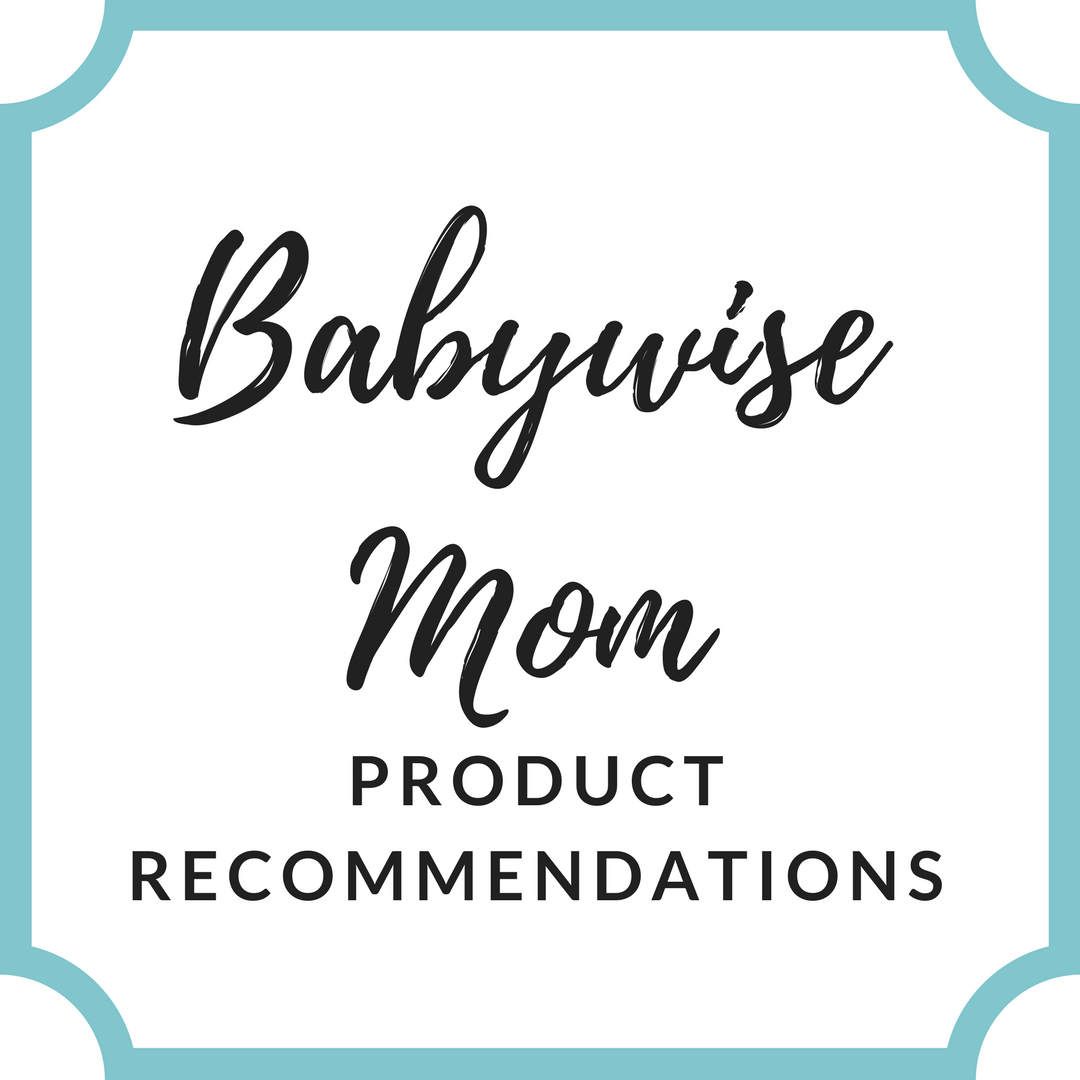 Babywise Mom Recommendations