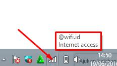 Cara Mengatasi Wifi.id Limited Access Windows 8/8.1 2