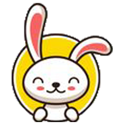 logo kelinci lucu