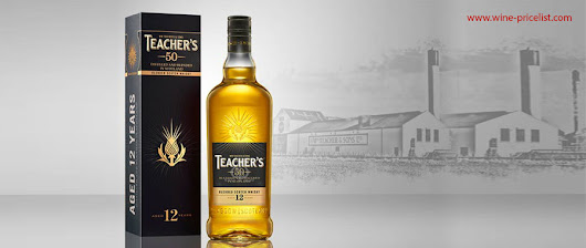 Other name of Smoky whisky is Teachers whisky