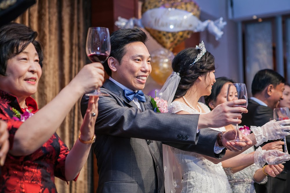 台北 婚攝推薦 婚禮記錄 雙機