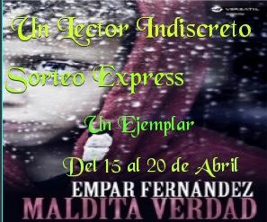 http://unlectorindiscreto.blogspot.com.es/2016/04/sorteo-express-un-ejemplar-de-maldita.html