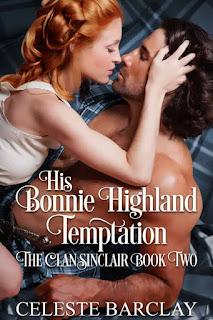 His Bonnie Highland Temptation Celeste Barclay