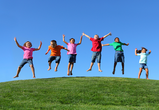 Cara meningkatkan kepercayaan diri anak dengan olahraga