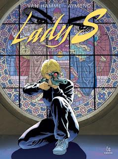 Lady S tom 8 okładka