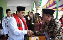 """Bupati Askolani : """"Safari Ramadhan Tahun Depan, pake Mobil"""""""