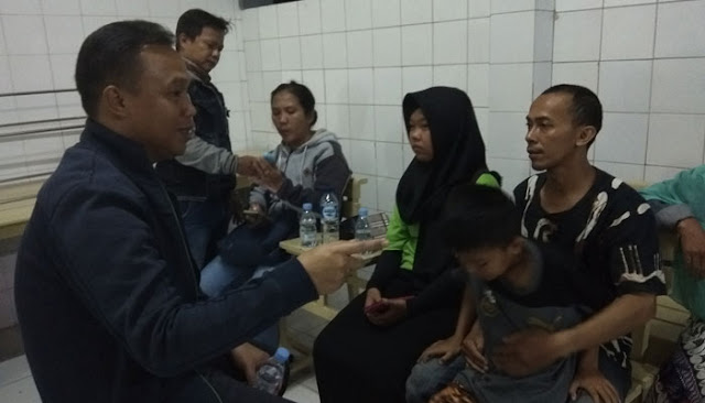 Jambret Makin Sadis, Istri di Tangerang Ditembak 3 Kali di Depan Suami dan Anaknya