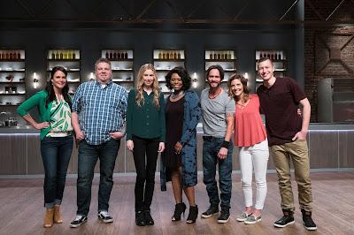 Food Network Star Comeback Kitchen Hosts