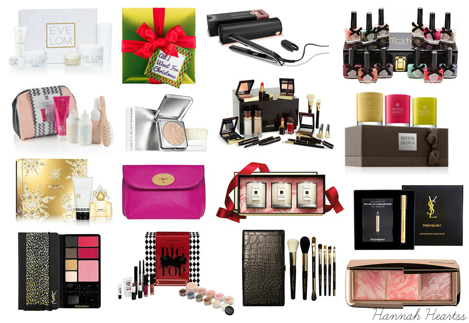 Luxury Christmas Beauty Gifts