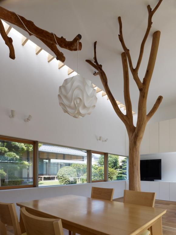 RYD Studio Rella Yacht  Interior Design Garden Tree House la casa sullalbero o lalbero in casa