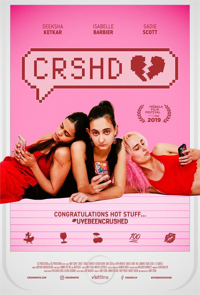 crshd poster