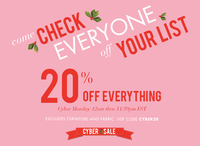 Furbish Home Decor Cyber Monday Discount Code