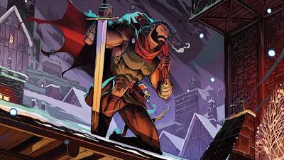 "Reseña de ""Klaus"" de Grant Morrison y Dan Mora - Panini Comics"