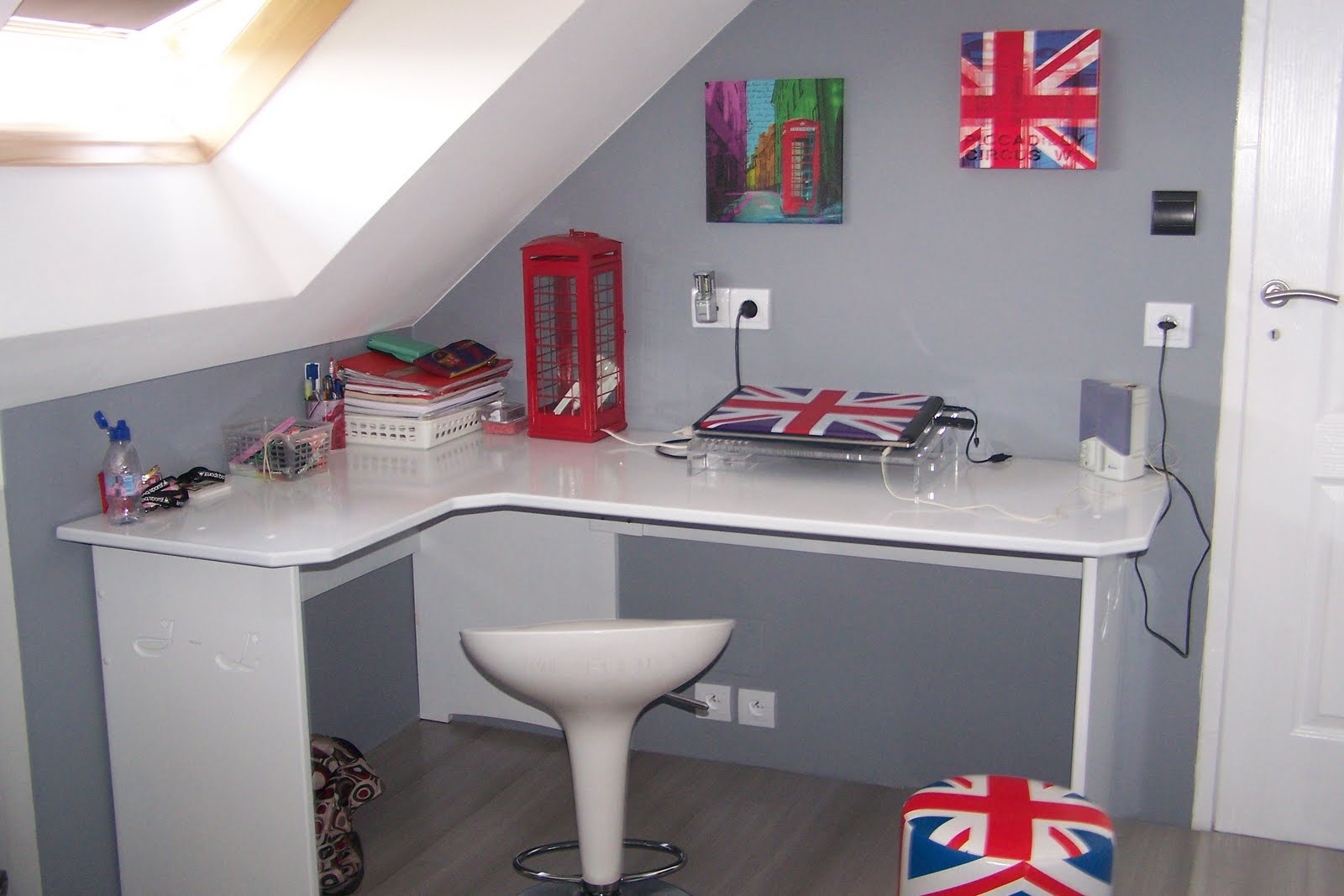 la val riane style london chambre de ma fille vous ne. Black Bedroom Furniture Sets. Home Design Ideas