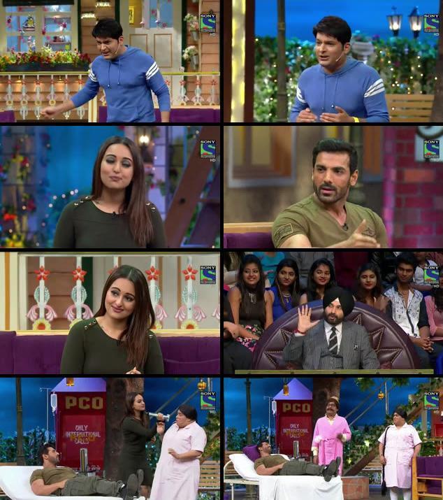 The Kapil Sharma Show 01 Oct 2016 HDTV 480p