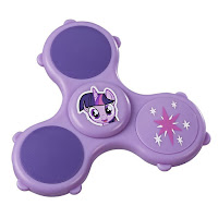 Fidget Its MLP Twilight Sparkle Fidget Spinner