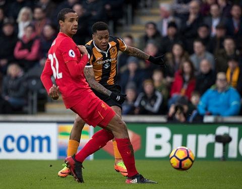Matip yếu dần trong màu áo Liverpool