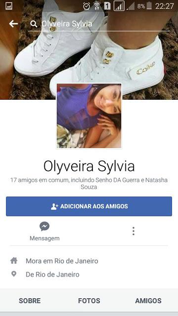sylvia novinha carioca caiu na net