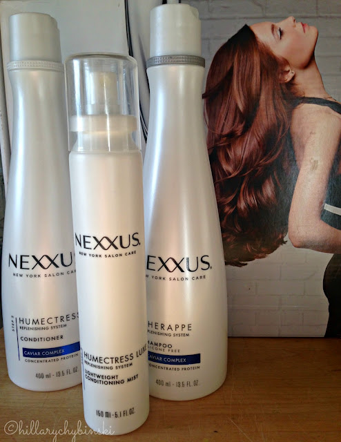 Nexxus Hair Products