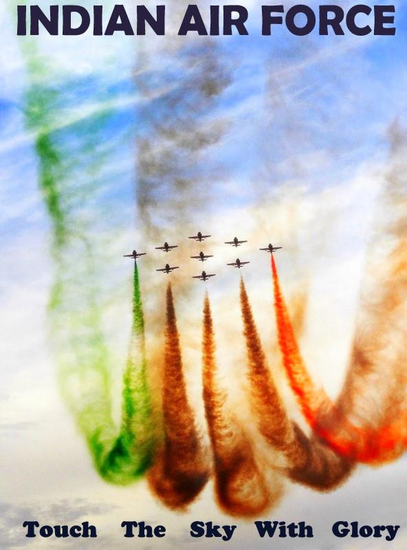 Indian Air Force Quotes In Hindi: IGNiTED MiNDS: INDIAN AIR FORCE