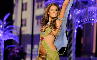 Alessandra Ambrosio Victoria Secret's Model HD Photos Wallpaper 003,Alessandra Ambrosio HD Wallpaper