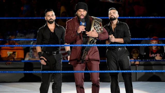WWE: Star Samir Singh learning to walk again after ACL Surgery
