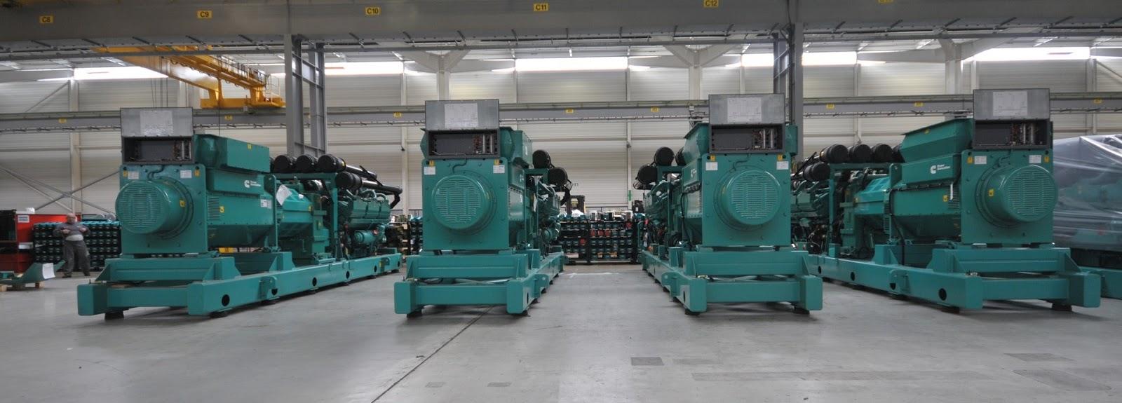 Generators for Continuous Production 3