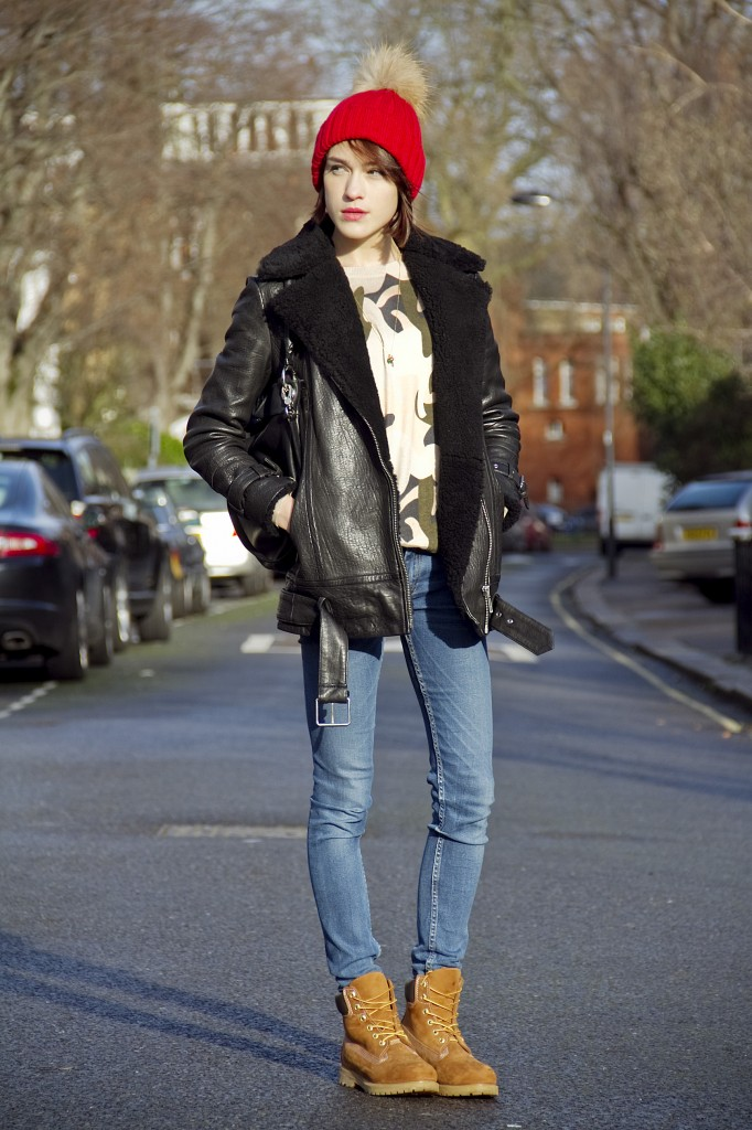 21 Cool Ways To Wear Timberland Boots For Women Geeks