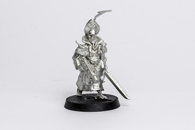 Review: Made to Order Steel Legion Commissar - Tale of ...