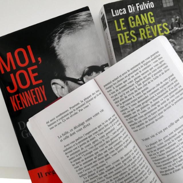 Bilan Lecture Juillet et Août 2017
