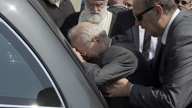 Το σπαρακτικό αντίο του Θανάση Γιαννακόπουλου στον αδελφό του Παύλο