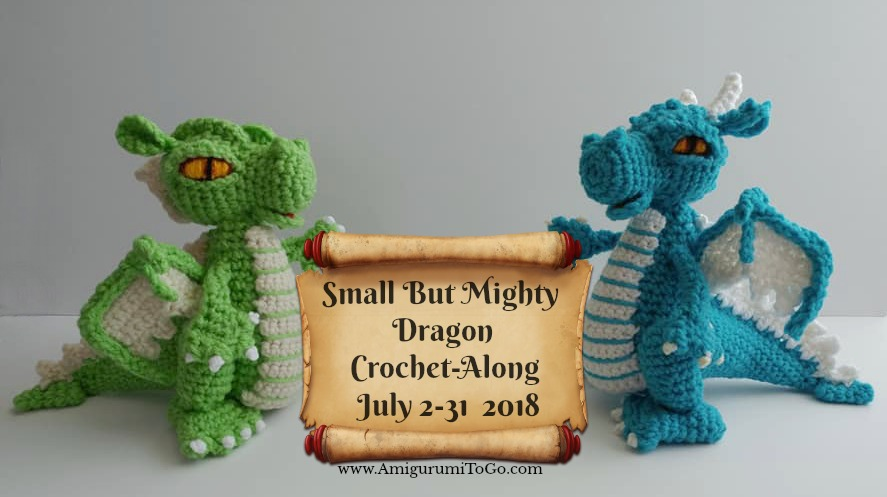 Crochet pattern: Little Dragon #crochetdinosaurpatterns | Crochet ... | 497x887